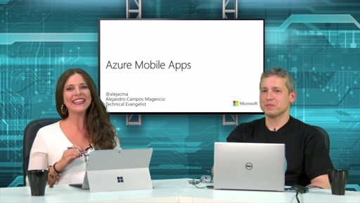 Programa 6 – Azure Mobile Apps