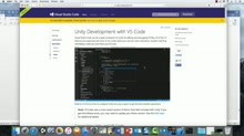 8. A better way to integrate Code and Unity