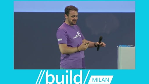 Build Tour Milan - Sessione Made in Italy parte 3