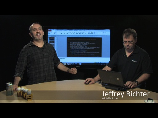 AppFabric.tv - Threading with Jeff Richter