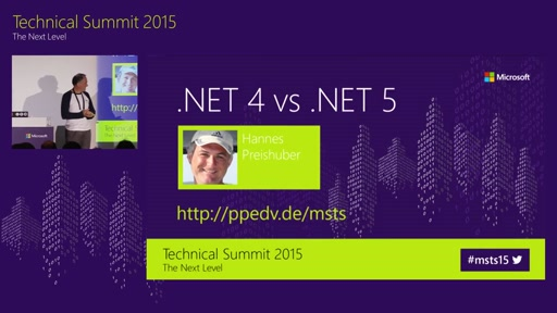 .NET 4.6 vs. 5 vs. Core