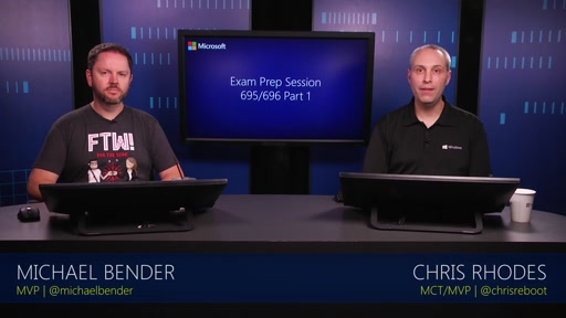 70-695 + 70-696 for MCSE: Enterprise Devices and Apps (Part 1 of 2)