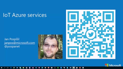Azure IoT Services - Tutorial