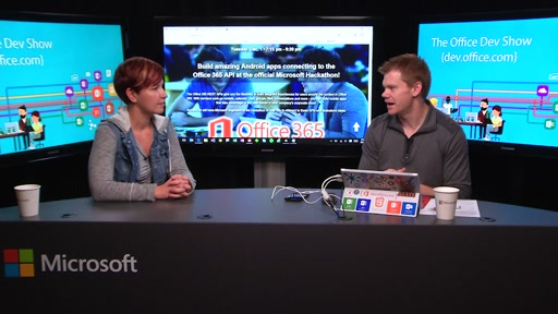 OfficeDevShow - Episode 16 - Getting Started with Android Studio