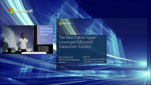Hybrid Management: The Best Native Hyper-converged Microsoft Datacenter Solution