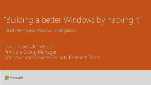 Build a better Windows by hacking it