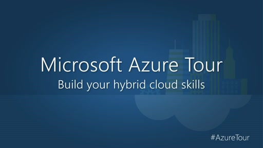 Microsoft Azure Tour - Paris