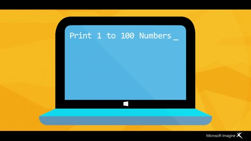 Microsoft Imagine India Student Video Print Numbers