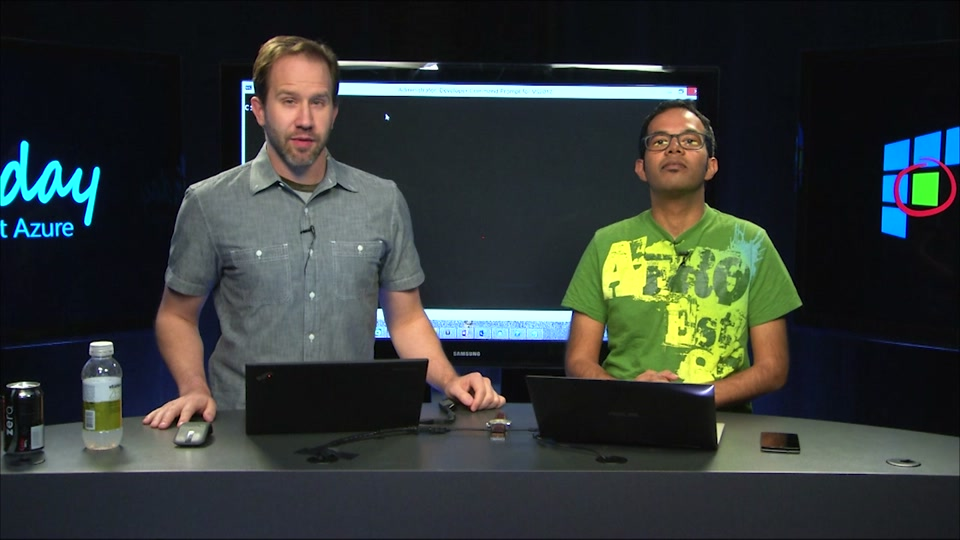 Azure WebJobs 107 - Cross Platform WebJobs