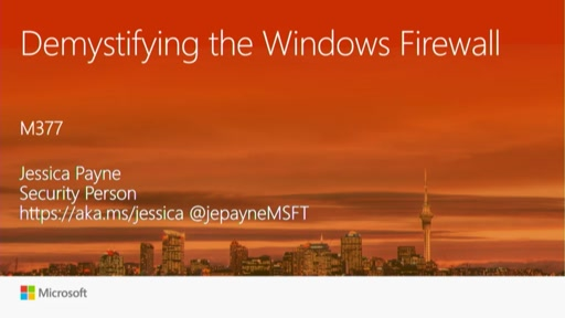 Demystifying the Windows Firewall – Learn how to irritate attackers without crippling your network