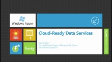 Cloud-Ready Data Services