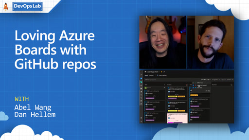 Loving Azure Boards with GitHub repos