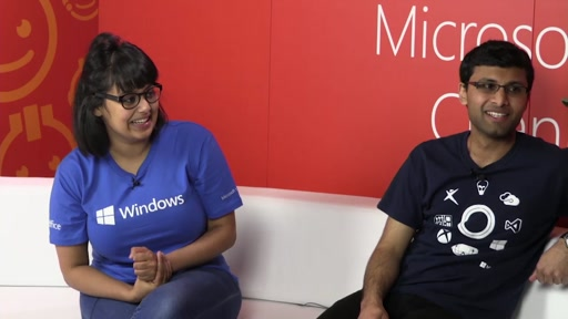 Microsoft Student Partners Program: Interview with Jay Janarthanan & Riya Baby