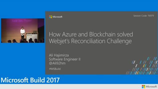 How Azure and Blockchain solved Webjet's Reconciliation Challenge