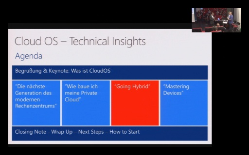 "Katapult.11 – Cloud OS – Technical Insights - ""Going Hybrid"""