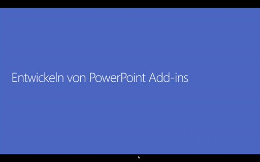 Office 365 Add-Ins - 04 - PowerPoint-Add-Ins