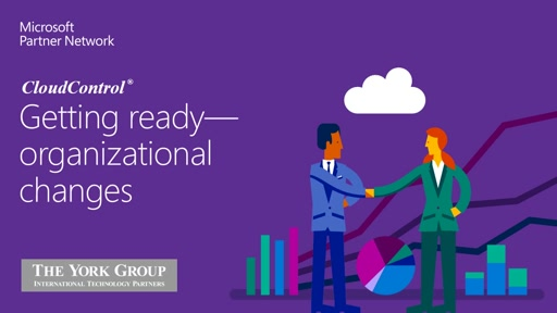 11 – Getting Ready – Organizational Changes