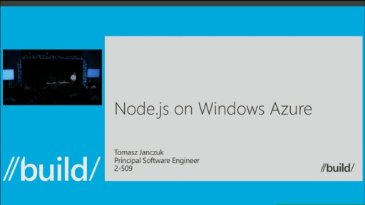 Introduction to Node.js on Windows Azure