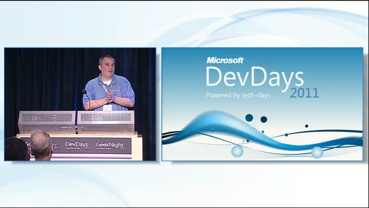 Building RIA Applications with Silverlight, Blend and Visual Studio