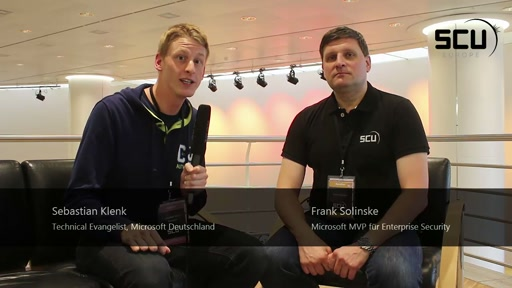 SCU Europe 2015 - Interview mit Frank Solinske zum Thema Enterprise Mobility