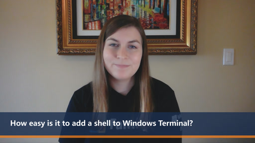 How easy is it to add a shell to Windows Terminal? | One Dev Question