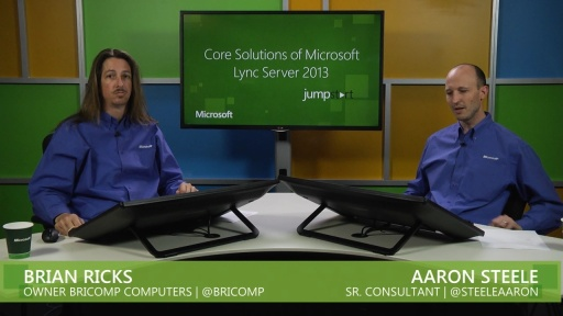Core Solutions of Microsoft Lync Server 2013: (08a) DEMO-Archiving and Monitoring