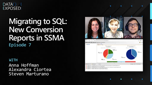 Migrating to SQL: New Conversion Reports in SSMA (Ep. 7)