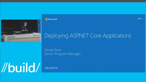 Deploying ASP.NET Core Applications