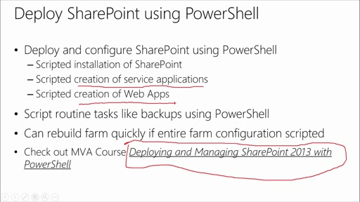 SharePoint 2013 Best Practices: (04) Installing SharePoint