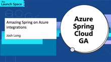 Amazing Spring on Azure integrations