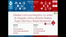 Database Continuous Integration: um cenário de integração contínua utilizando Database Project, Data Tools e Release Management