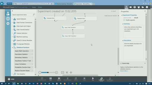 02 | Modell in Azure Machine Learning bauen - Video 2
