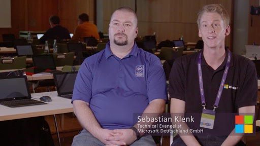 Eindrücke vom IT Camp Windows 10 & Enterprise Mobility