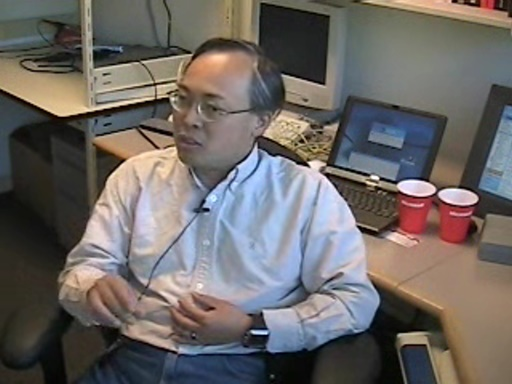 Michael Tsang - How does Tablet PC's digitizer work?
