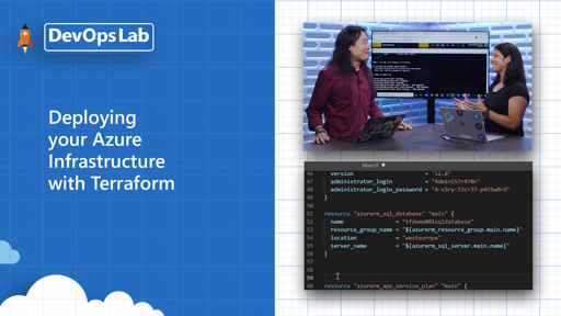 Deploying your Azure Infrastructure with Terraform