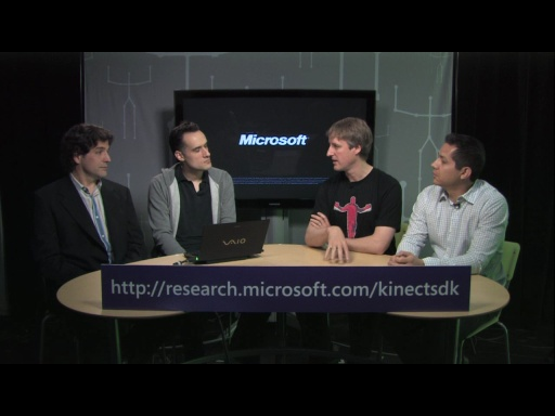 Kinect for Windows SDK Beta Launch Roundtable Q&A