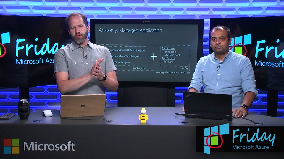 Azure Managed Applications