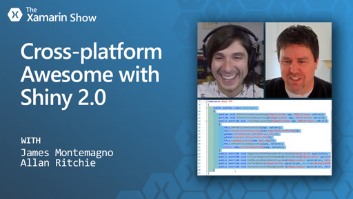 Cross-platform Awesome with Shiny 2.0 | The Xamarin Show