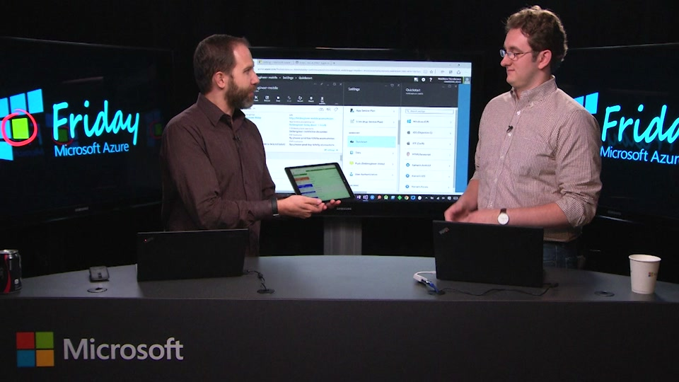Exploring the Open Source Field Engineer App with Azure Mobile Apps