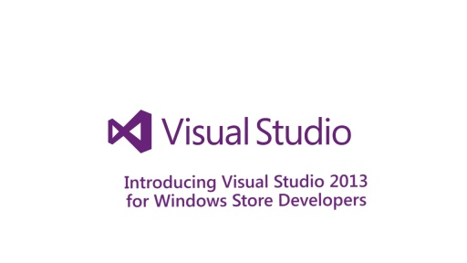 Introducing Visual Studio 2013 for Windows Store Developers