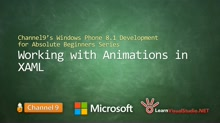Part 28 - Working with Animations in XAML