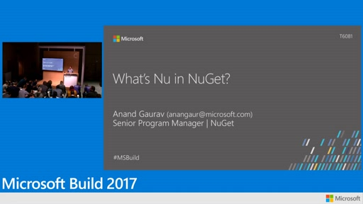 What's Nu in NuGet?