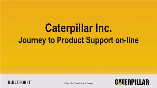 Move 13,000+ global Dynamics CRM users from on-premises to Online at Caterpillar Inc.