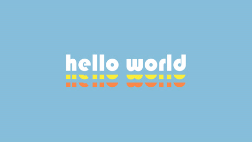 Hello World: Friday, Feb 26, 2021