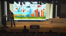 Microsoft Academic Tour -  Internet of Things