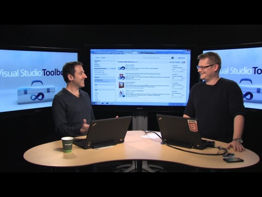 Visual Studio Toolbox: Web Essentials and CSSCop
