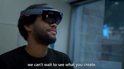 Build 2016 HoloLens keynote