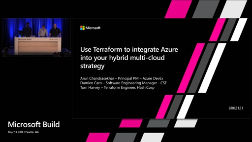 Hybrid multi-cloud strategies using Terraform OSS with Azure