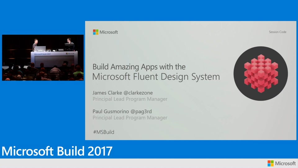 Build Amazing Apps with Fluent Design