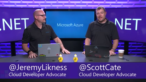 Welcome to the Azure for .NET Developer Center